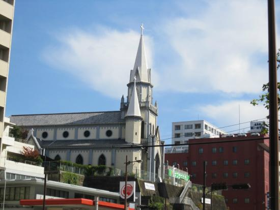 Miuracho Catholic Church : カトリック三浦町教会