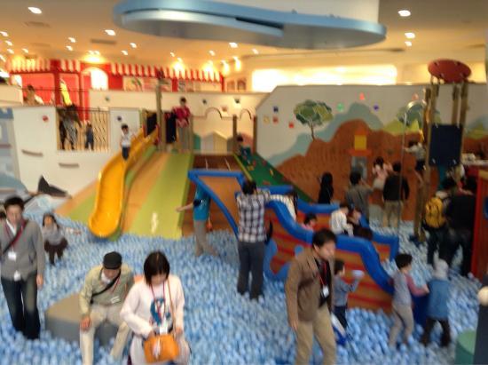:-D - 文京區Asobono兒童遊樂館的圖片 - TripAdvisor