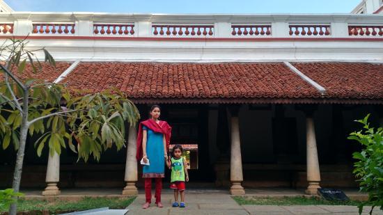 Tamilnadu house picture of dakshinachitra museum for Tamilnadu house images