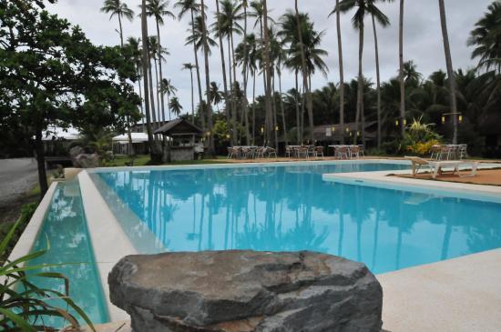 Asuncion, Filipinas: Swimming pool