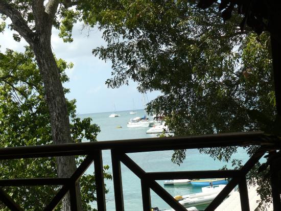 Creola Beach : la vue