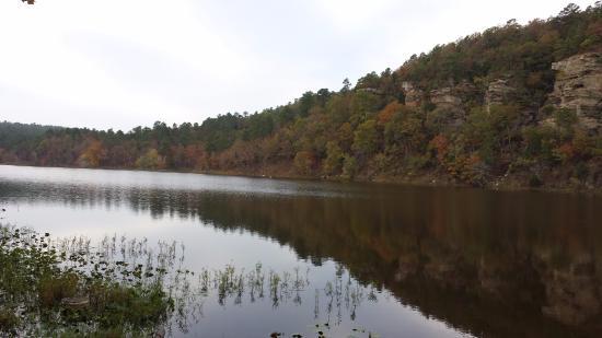 Wilburton, OK: fall foliage