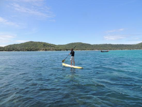 Samui Paddleboard, Windsurf & Yoga SUP照片