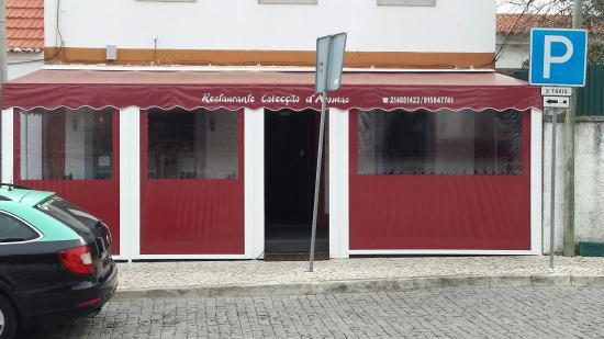 Restaurante Coleccao d'Aromas: Colecção d'Aromas