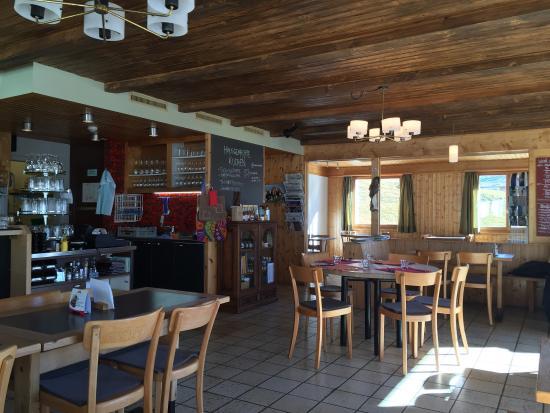 Cresta, Szwajcaria: Hotel Bergalga Restaurant