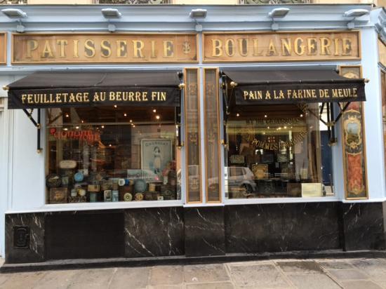 Tartes Fine Aux Pommes Et Beurre Sale Picture Of Du Pain