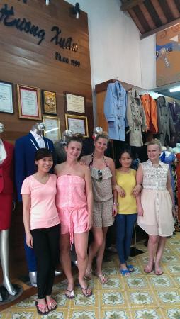 Huong Xuan Cloth Shop
