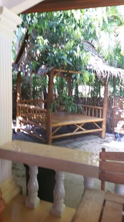Coconut Paradise : cool area