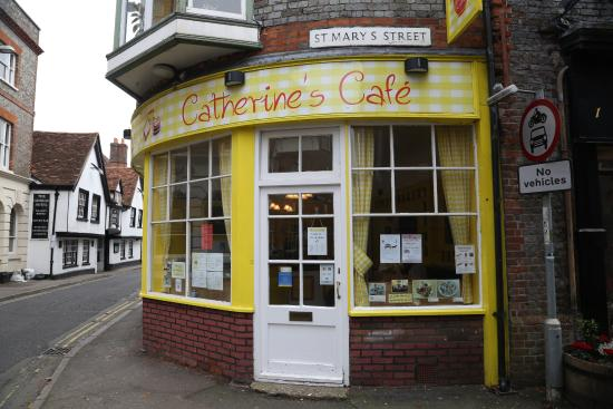 Catherine's Cafe, Wallingford