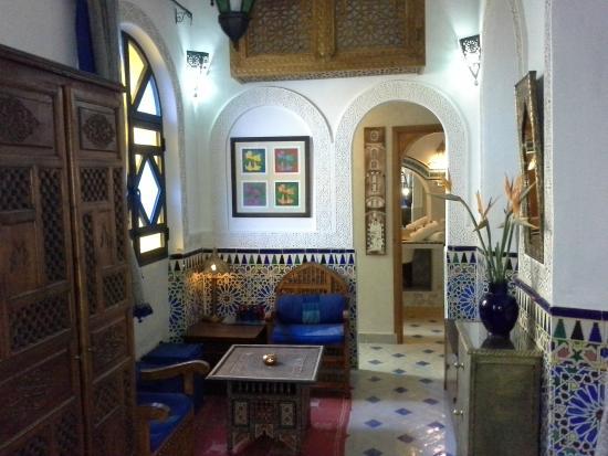 Maison Arabo Andalouse