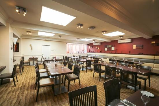 Gainsborough House Hotel: Restaurant