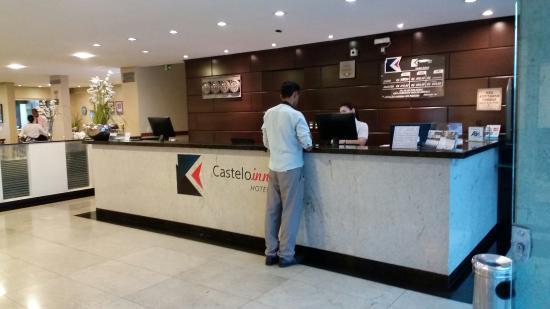 Castelo Inn Hotel: 20151103_070636_large.jpg