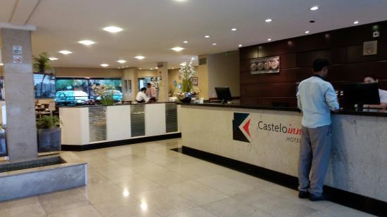 Castelo Inn Hotel: 20151103_070633_large.jpg