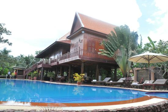 Palm House Boutique Resort : Swimming Pool