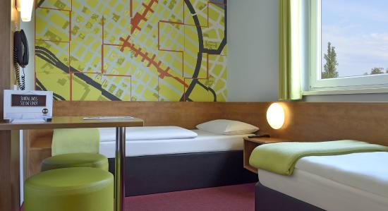 B&B Hotel Mannheim: Barrierefreies Zimmer