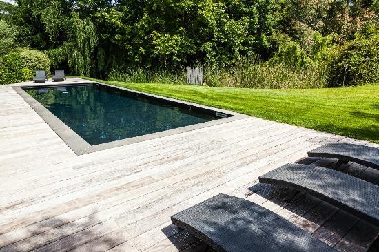 Domaine les Mesanges: piscine
