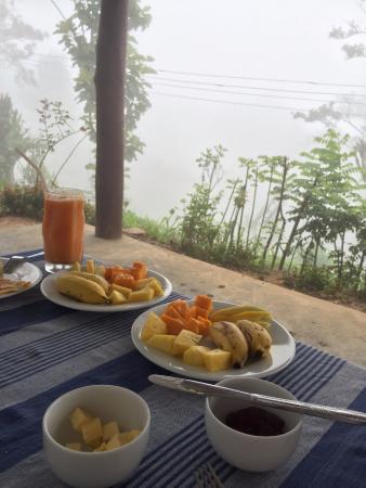 The Chillout Ella: Frukost
