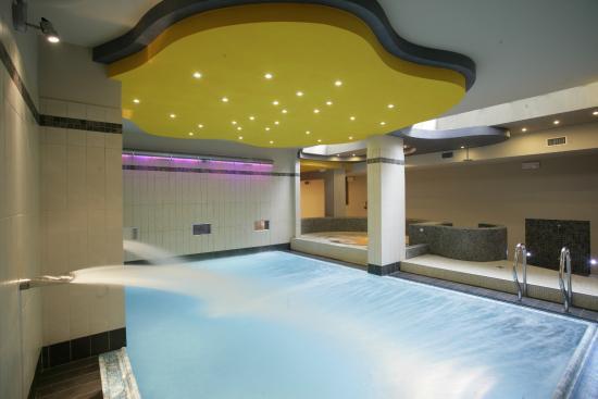 San Marco Hotel: Piscina relax centro benessere