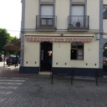 Morón de la Frontera, España: Bar retamares.
