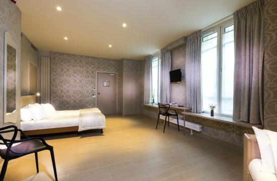 Grand Hotel des Balcons: Reduced Mobility Room