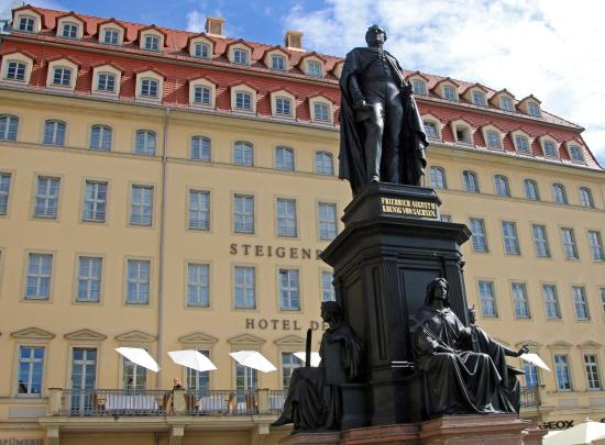 Steigenberger Hotel de Saxe: Hotel de Saxe