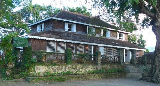 La maison coloniale photo de habitation clement le for La maison coloniale soldes
