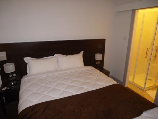 Hotel de Montaulbain: Bedroom