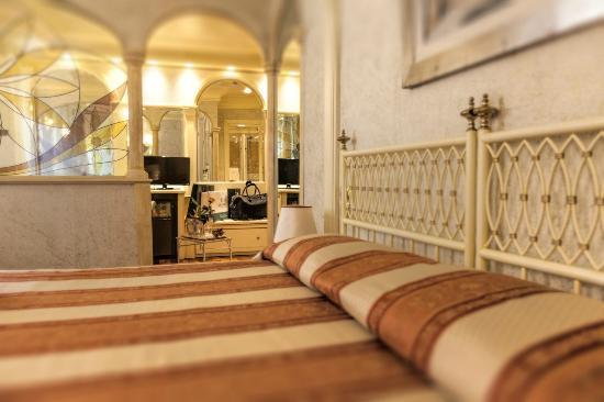 Hotel Colomba d'Oro: Junior Suite