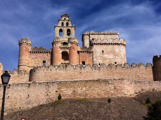 Province of Segovia, Espanha: Castillo de Cantalejo