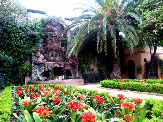 Jardins de La Tamarita