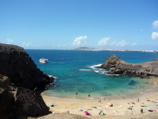 strand picture of playa de papagayo lanzarote tripadvisor. Black Bedroom Furniture Sets. Home Design Ideas