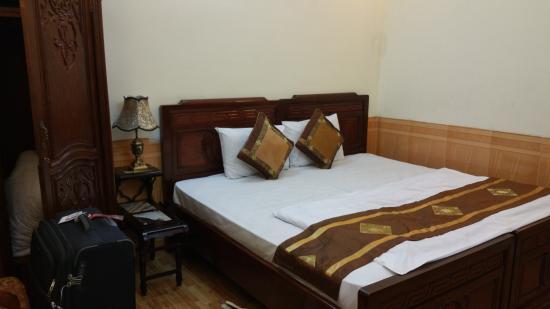 Chambre sans fenetre foto di prince hotel hanoi for Petite chambre sans fenetre