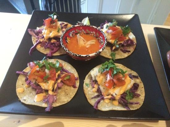 Tacos - Picture of Momentum Mexican Cantina, Ipswich - TripAdvisor