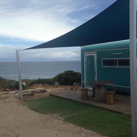 Marion Bay, Australien: The Ocean Pod