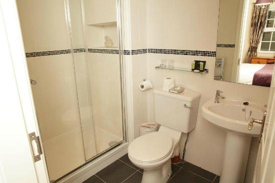 Lastra Farm Hotel & Restaurant: Bathroom