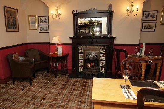 Lastra Farm Hotel & Restaurant: Bar