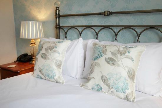 Lastra Farm Hotel & Restaurant: Bedroom
