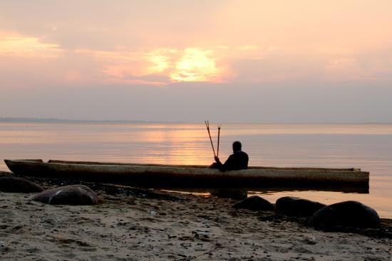 Farsö, Dänemark: Optagelser fra BBC Coast, UK