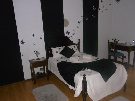 Residencial A Canhota: quarto duplo - casal