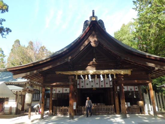 ‪Oagata Shrine‬