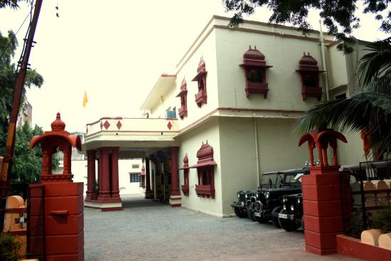 Ishwari Niwas Palace: Welcome