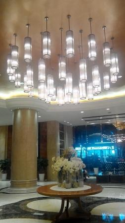 Wenzhou International Hotel: Холл