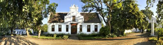 Vrede en Lust Estate Manor House