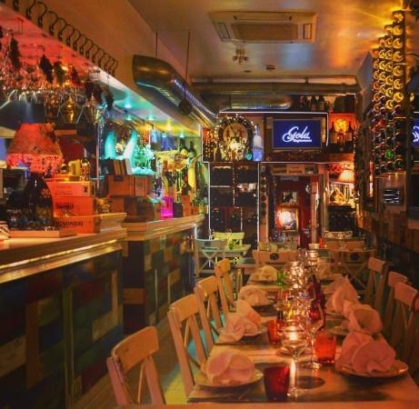 Gola restaurant london restaurant reviews phone number - Cucina restaurant london ...