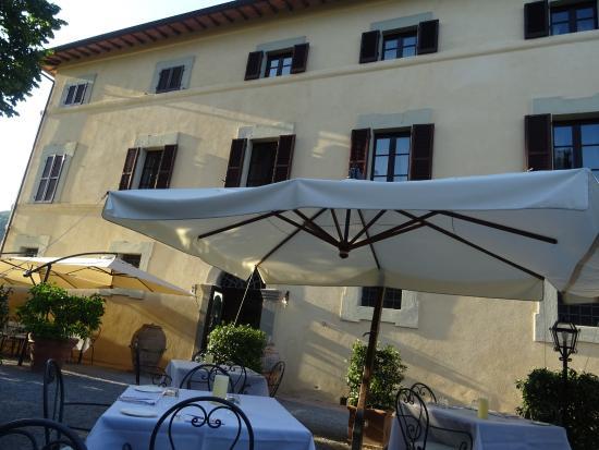 Tavernelle di Panicale, Ιταλία: restaurant area