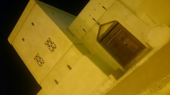 Buraimi, Oman: Al Hillah Castle