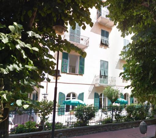 Hotel Palace: le finestre delle camere