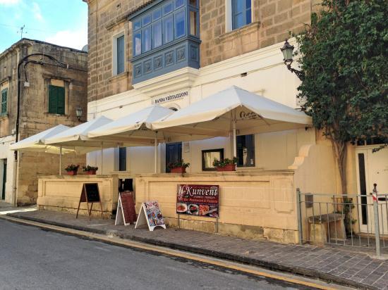 Il-Kunvent Restaurant: Il-Kunvent