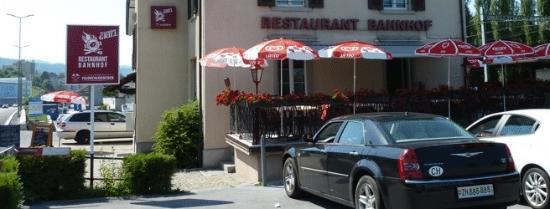 Restaurant Bahnhof Au