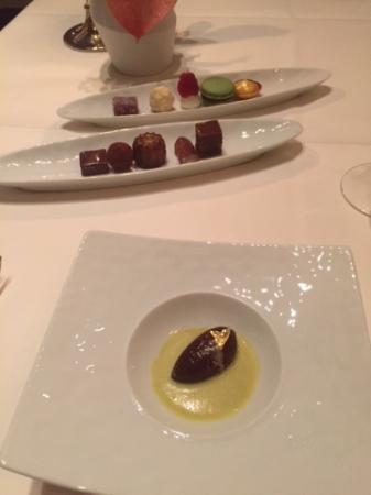 Fischers Fritz: Pre-dessert